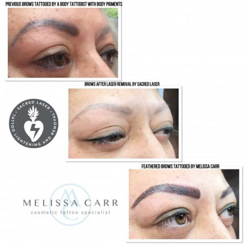 Melissa Carr Cosmetic Tattooing o