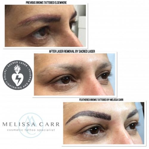 Melissa Carr Cosmetic Tattooing i